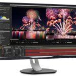 Монитор Philips 328P6AUBREB — 99% Adobe RGB, разрешение QHD и док-станция USB-C