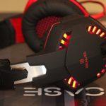 REAL-EL GDX-8000 Vibration Surround 7.1 Backlit: игровая гарнитура со звуком 7.1 и вибробассом за недорого!