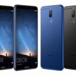 Huawei объявляет о начале продаж в Украине смартфона Huawei Mate10 lite
