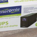 EnerGenie EG-UPS-031 650VA LCD (EG-UPS-031): качественный UPS для дома или офиса!