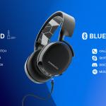 SteelSeries представляет новую гарнитуру Arctis 3 Bluetooth