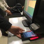 В аэропорту «Киев» заработали сканнеры для считывания онлайн регистрации на рейс