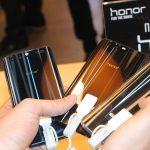 Huawei представляет в Украине новую линейку смартфонов бренда Honor