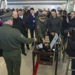 В аэропорту «Киев» установлена система фиксации биометрических данных иностранцев и лиц без гражданства