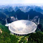 Китайский радиотелескоп FAST обнаружил уже девять пульсаров