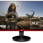 AOC представляет три игровых монитора с поддержкой AMDFreeSync