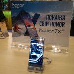 Huawei представил в Украине новую линейку смартфонов Honor