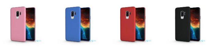 Samsung S9 Plus корпуса