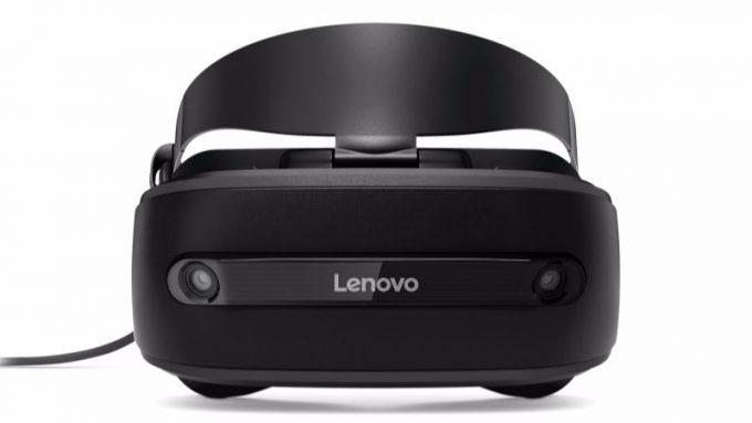 Lenovo выводит в Украину свой шлем виртуальной реальности Lenovo Explorer