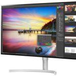 LG выпустила мониторы с Nano IPS и 5K-разрешением