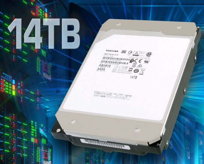 Toshiba 14 TB
