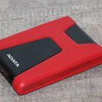ADATA HD650 (1ТБ) – защищенный внешний HDD с хорошими скоростями и не только