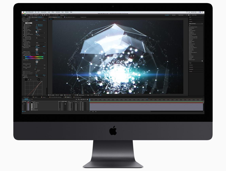 Умоноблока iMac Pro пропал отсек для апгрейда ОЗУ вдомашних условиях