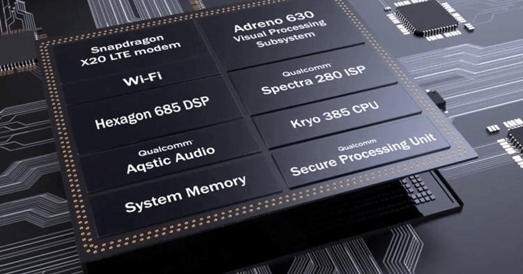 Компьютеры соSnapdragon 845 появятся во 2-ой половине 2018 года
