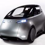 Uniti One — двухместный мини-электромобиль