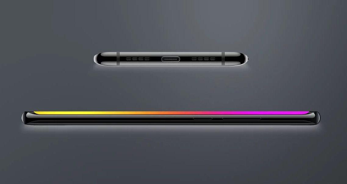 Компания Elephone доказала, что у телефона UPro действительно изогнут дисплей