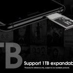 Elephone U и U Pro будут поддерживать 1 ТБ microSD