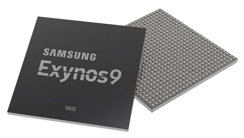 Компания Самсунг представила собственный новый флагманский мобильный чипсет Exynos 9810