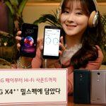 LG представила защищенный смартфон LG X4+