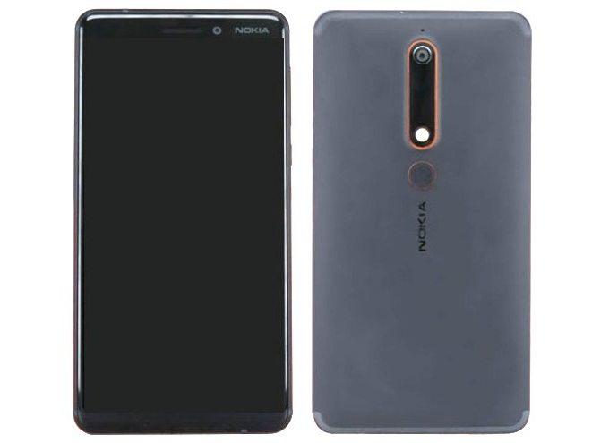 Официально представлен смартфон нокиа 6 2-го поколения
