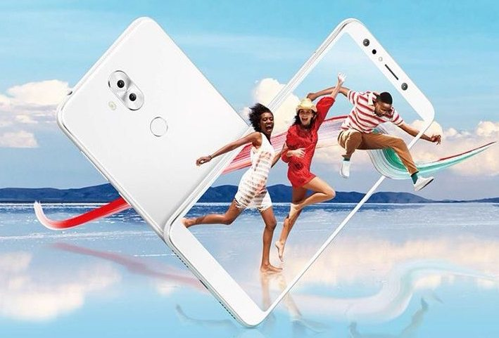 Смартфон Asus Zenfone 5 Lite получит 4 камеры иполноэкранный экран