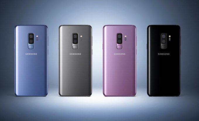 Galaxy-S9-4 colors