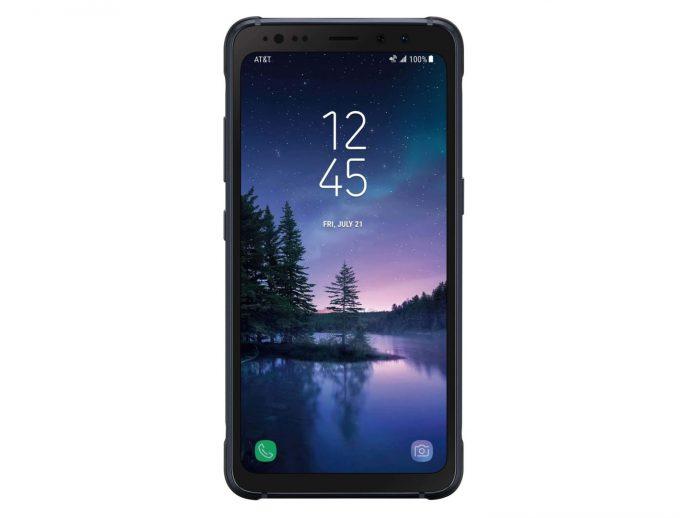 Samsung Galaxy S9 Active находится в активной разработке