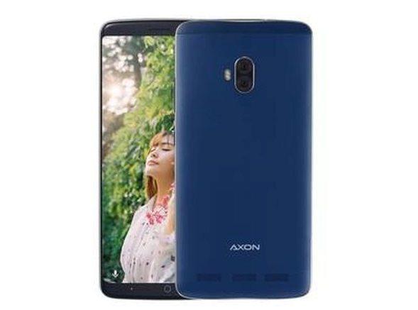 Мощнейший смартфон ZTE Axon 9 показался наизображениях