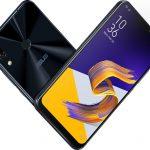 Asus ZenFone 5Z — 6,2″ смартфон с 4 камерами на Snapdragon 845
