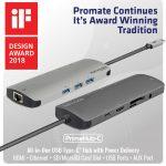 Promate стала победителем iF Design Awards