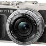 Стартуют продажи новой беззеркальной камеры Olympus PEN E-PL9