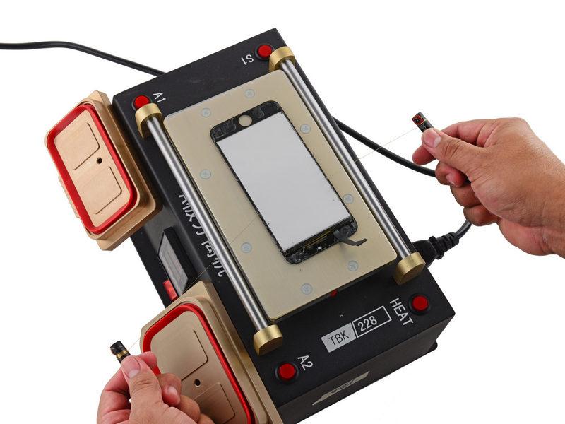 Сепараторы для снятия стекла