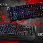 Игровые клавиатуры Bloody B930 и B975