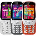 Energizer Energy E240S — первый 4G VoLTE-телефон с мощной батареей и двумя камерами