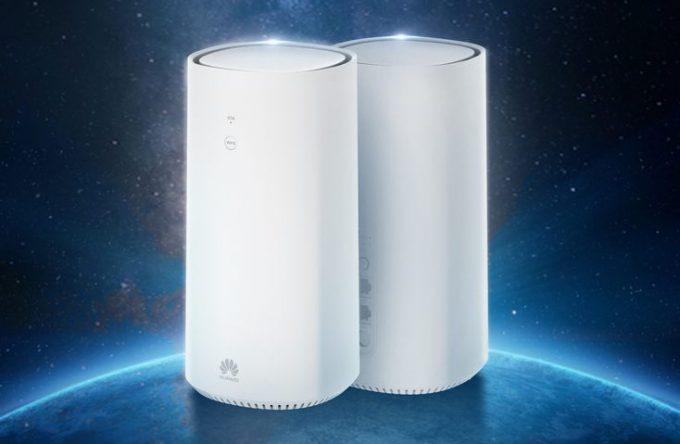 Huawei 5G CPE — первый абонентский 5G-роутер со скоростью до 2,3 Гбит/с