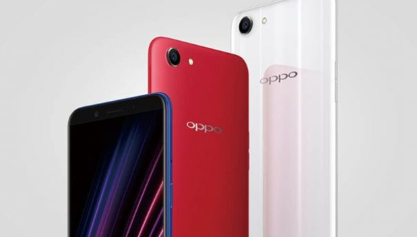 OPPO A1 — смартфон с Face Unlock, но без сканера отпечатков пальцев