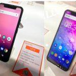 Oukitel представила еще один клон iPhone X — U19