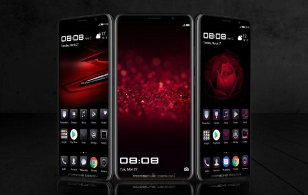 Встречайте дизайнерский Porche Design Huawei MateRS за150 000 руб.