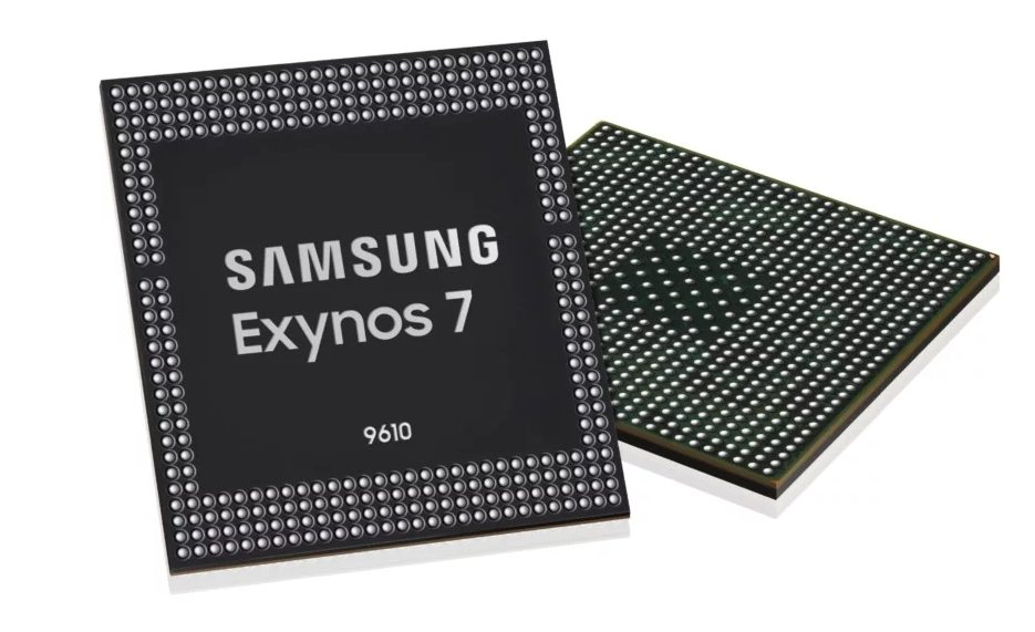 Samsung Exynos 7 Octa 9610