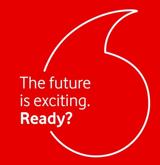 Vodafone новый бренд