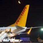 Pegasus будет чаще летать в Анкару из Киева