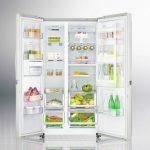 Холодильники Side by Side: особенности конструкции и советы по выбору