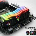 ОЗУ GeIL Super Luce RGB Sync поддерживает большинство приложений для управления подсветкой