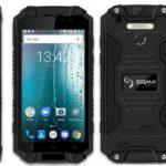 Sigma mobile X-treme PQ39 — защищенный смартфон с акумулятором на 9000 мАч