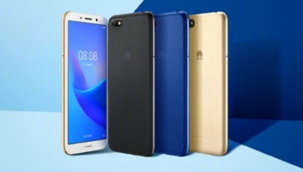 Huawei Enjoy 8e Youth — доступный смартфон с дисплеем 18:9
