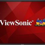 ViewSonic выпускает обновленную серию дисплеев ViewBoard UHD 4K с технологией InGlass