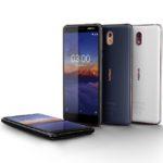 HMD Global представила Nokia 5.1, Nokia 3.1 и Nokia 2.1 на чистом Android