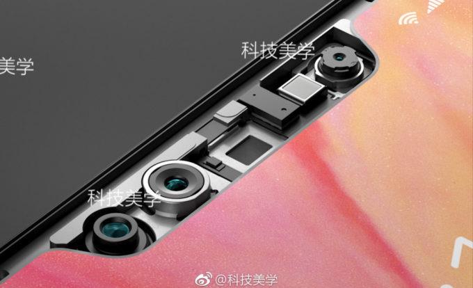 3D модуль Xiaomi Mi 8