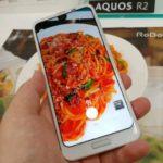Sharp AQUOS R2 — флагман на Snapdragon 845 из стекла и металла