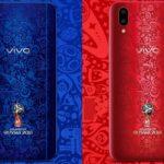 Vivo X21 World Cup Edition запущен совместно с FIFA